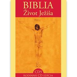 Biblia - Život Ježiša 5 - Authors Various (Audiokniha)