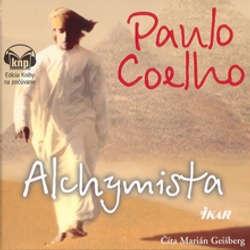 Audiokniha Alchymista - Paulo Coelho - Marián Geišberg