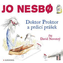 Audiokniha Doktor Proktor a prdicí prášek - Jo Nesbo - David Novotný