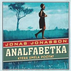 Audiokniha Analfabetka, která uměla počítat - Jonas Jonasson - Martin Stránský