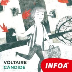 Candide (FR) - Voltaire  (Livre audio)