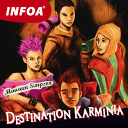 Destination Karminia (FR) - Maureen Simpson (Livre audio)