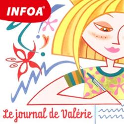 Le journal de Valérie (FR) - Mary Flagan (Livre audio)