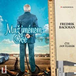 Audiokniha Muž jménem Ove - Fredrik Backman - Jan Vlasák