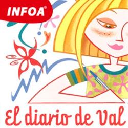 El diario de Val (ES) - Mary Flagan (Audiolibro)