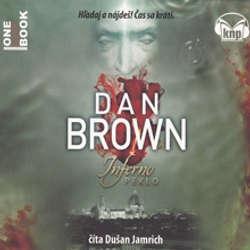 Audiokniha Inferno - peklo - Dan Brown - Dušan Jamrich