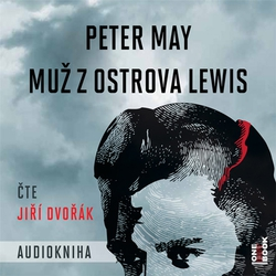 Muž z ostrova Lewis - Peter May (Audiokniha)