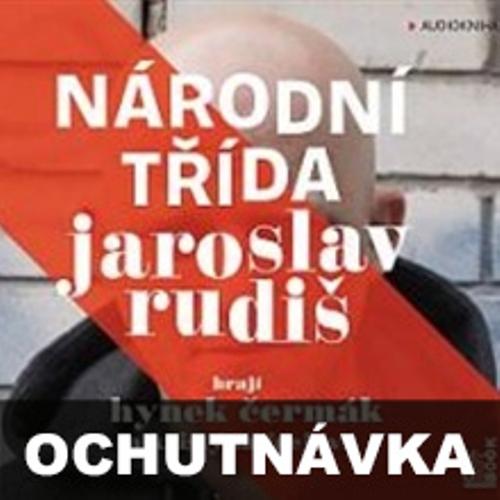 Národní třída (ochutnávka) - Jaroslav Rudiš (Audiokniha)