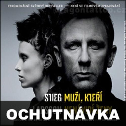 Muži, kteří nenávidí ženy - Milénium I (ochutnávka) - Stieg Larsson (Audiokniha)