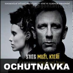 Audiokniha Muži, kteří nenávidí ženy - Milénium I (ochutnávka) - Stieg Larsson - Martin Stránský