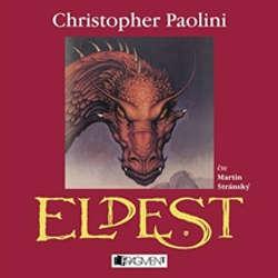 Audiokniha Eldest - Christopher Paolini - Martin Stránský