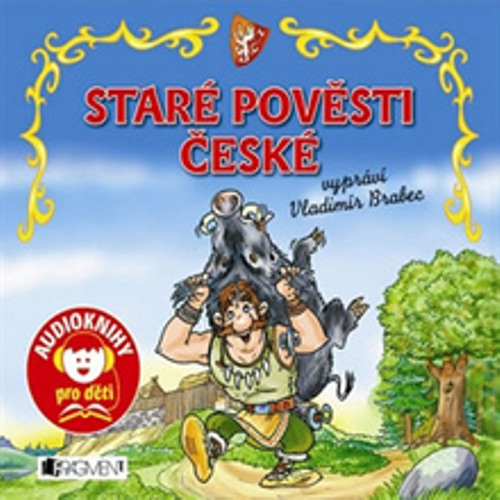Staré pověsti české - Jana Eislerová (Audiokniha)