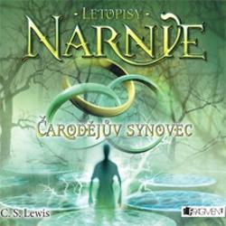 Letopisy Narnie 1 – Čarodějův synovec  - Clive Staples Lewis (Audiokniha)