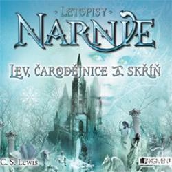 Letopisy Narnie 2 - Lev, čarodějnice a skříň  - Clive Staples Lewis (Audiokniha)