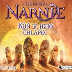 Audiokniha Letopisy Narnie 3 - Kůň a jeho chlapec  - Clive Staples Lewis - Miroslav Táborský
