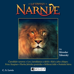Letopisy Narnie (komplet 1-7) - Clive Staples Lewis (Audiokniha)