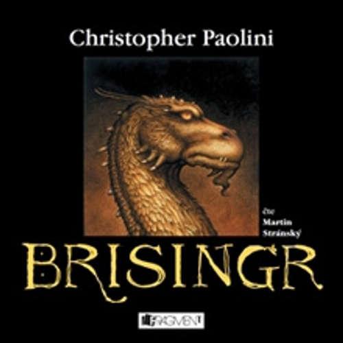 Audiokniha Brisingr - Christopher Paolini - Martin Stránský