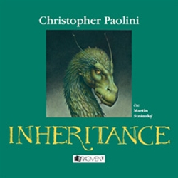 Inheritance - Christopher Paolini (Audiokniha)