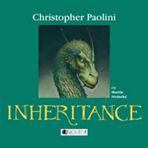 Audiokniha Inheritance - Christopher Paolini - Martin Stránský