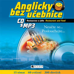 Audiobook Anglicky bez učebnice - Restaurace a jídlo - Anna Kronusová - Rôzni Interpreti
