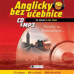 Audiobook Anglicky bez učebnice - Ve městě  - Anna Kronusová - Rôzni Interpreti