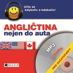 Angličtina nejen do auta pro začátečníky - Iva Dostálová (Audiobook)