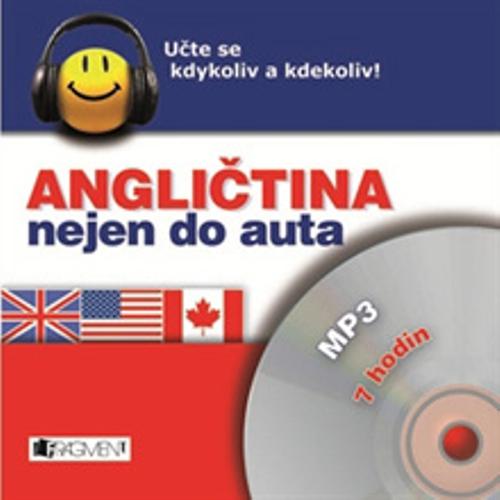 Angličtina nejen do auta - Iva Dostálová (Audiobook)