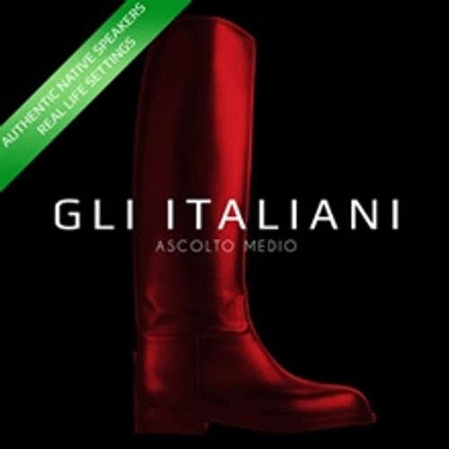 Audio libro Gli Italiani - Rôzni autori - Rôzni Interpreti