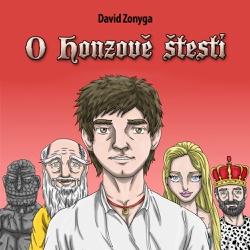 O Honzově štěstí - David Zonyga (Audiokniha)