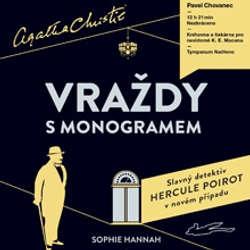Audiokniha Vraždy s monogramem - Sophie Hannah - Pavel Chovanec