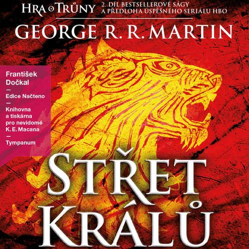 Audiokniha Střet králů - George R. R. Martin - František Dočkal