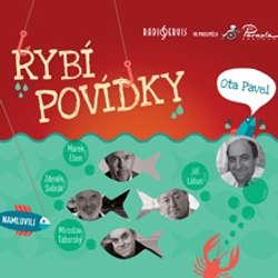 Audiokniha Rybí povídky - Ota Pavel - Jiří Lábus