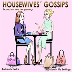 Housewives´ Gossips - Mia Marlow (Audiobook)