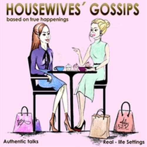 Audiobook Housewives´ Gossips - Mia Marlow - Kathryn De Leon