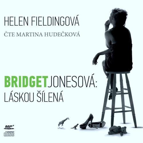 Audiokniha Bridget Jonesová - Láskou šílená - Helen Fieldingová - Martina Hudečková