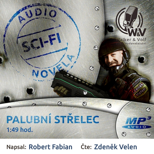 Palubní střelec - Robert Fabian (Audiokniha)