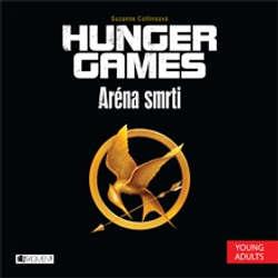 Audiokniha Hunger Games 1 - Aréna smrti - Suzanne Collins - Tereza Bebarová