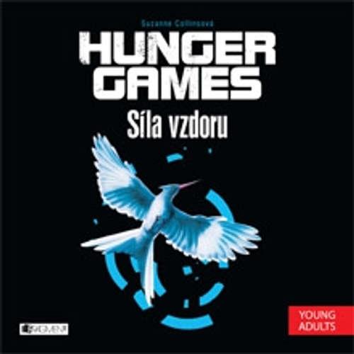 Audiokniha Hunger Games 3 - Síla vzdoru - Suzanne Collins - Tereza Bebarová
