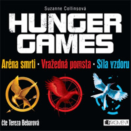 Hunger Games (komplet)