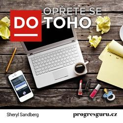 Opřete se do TOHO - Sheryl Sandberg (Audiokniha)