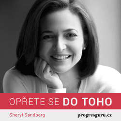 Audiokniha Opřete se do TOHO - Sheryl Sandberg - Simona Babčáková