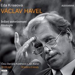 Václav Havel - Eda Kriseová (Audiokniha)