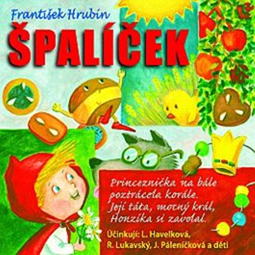 Špalíček - František Hrubín (Audiokniha)