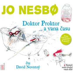 Doktor Proktor a vana času - Jo Nesbo (Audiokniha)