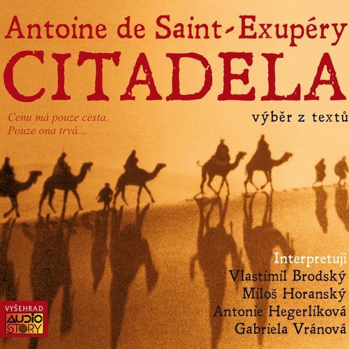 Citadela - Antoine de Saint-Exupéry (Audiokniha)