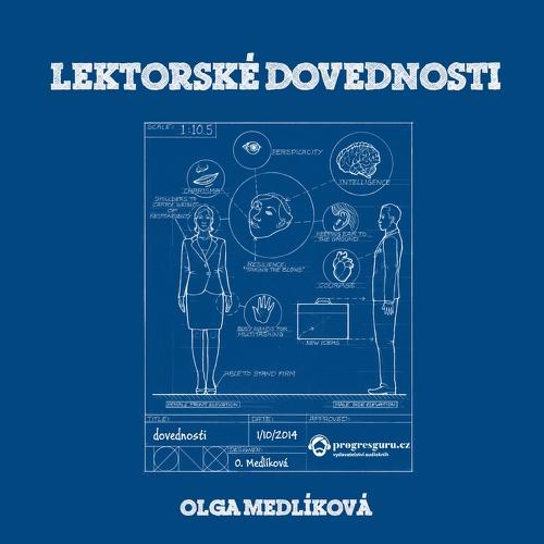 Lektorské dovednosti - Olga Medlíková (Audiokniha)
