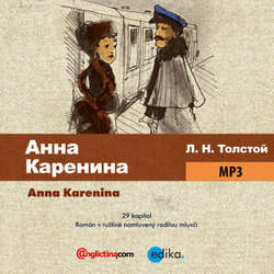 Audiokniga Anna Karenina (RUS) - Lev Nikolajevič Tolstoj - Julija Mamonova