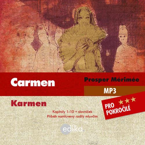 Audiolibro Carmen (ES) - Prosper Mérimée - Poveda Diego Arturo Galvis