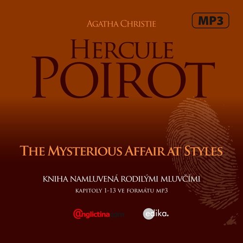 Hercule Poirot The Mysterious Affair at Styles (EN) - Agatha Christie (Audiobook)
