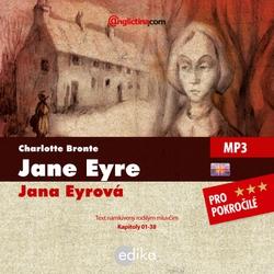Jane Eyre (EN) - Charlotte Brontëová (Audiobook)